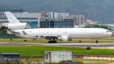 N512JN - McDonnell Douglas MD-11(F) - Western Global Airlines