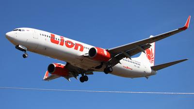 PK-LQR - Boeing 737-9GPER - Lion Air