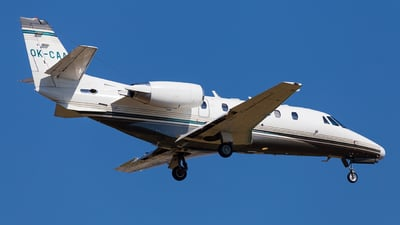 OK-CAA - Cessna 560XL Citation Excel - Czech Republic - Civil Aviation Authority