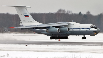 RF-76530 - Ilyushin IL-76MD - Russia - Air Force