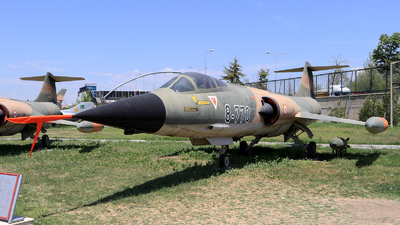 62-770 - Lockheed CF-104 Starfighter - Turkey - Air Force