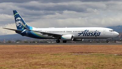 A picture of N440AS - Boeing 737990(ER) - Alaska Airlines - © Kenneth Mora Flores KMF777