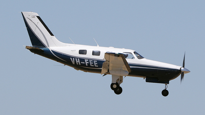 VH-FEE - Piper PA-46-350P Malibu Mirage - Private