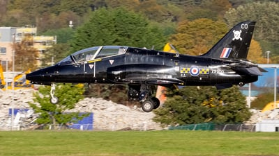 XX200 - British Aerospace Hawk T.1A - United Kingdom - Royal Navy