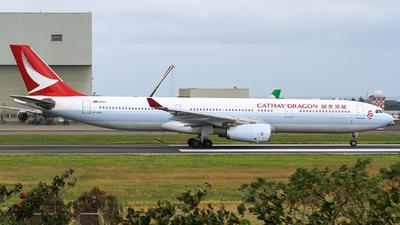 B-LBE - Airbus A330-343 - Cathay Dragon