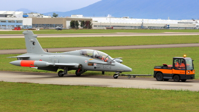 MM55090 - Aermacchi MB-339CD - Italy - Air Force