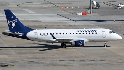 VH-ANV - Embraer 170-100LR - Air North