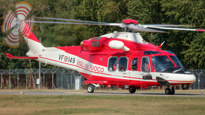 A picture of VF149 - Agusta Westland AW139 - [31939] - © Marco Bianchi