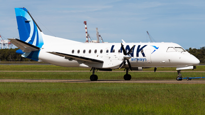 VH-VEO - Saab 340B - Link Airways