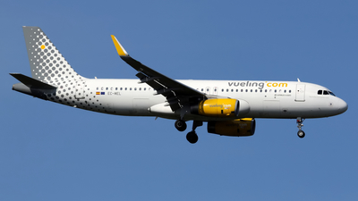 EC-MEL - Airbus A320-232 - Vueling Airlines