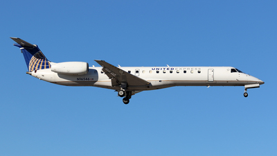 N16546 - Embraer ERJ-145LR - United Express (ExpressJet Airlines)