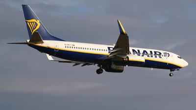 A picture of EIDCY - Boeing 7378AS - Ryanair - © Nigel Fenwick