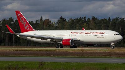 N432AX - Boeing 767-328(ER) - Omni Air International (OAI)