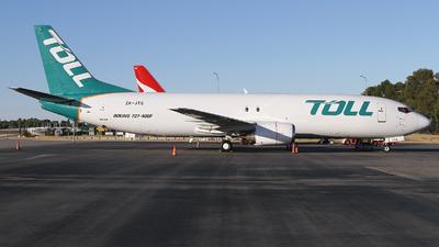 ZK-JTQ - Boeing 737-476(SF) - Airwork New Zealand