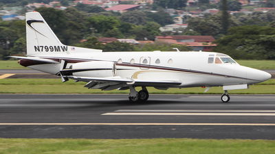 N799MW - Rockwell Sabreliner 65 - Private