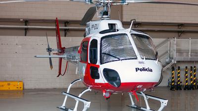PP-EOJ - Eurocopter AS 350B2 SuperStar - Brazil - Military Police of São Paulo State