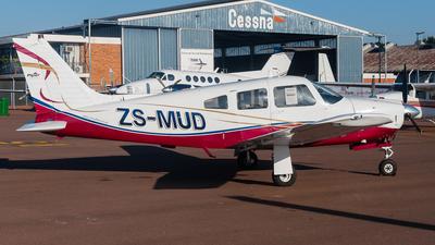 ZS-MUD - Piper PA-28-250 Cherokee Dakota - Private