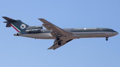 XC-NPF - Boeing 727-264(Adv) - Mexico - Guardia Nacional