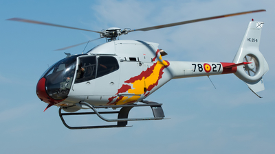 HE.25-8 - Eurocopter EC 120B Colibri - Spain - Air Force