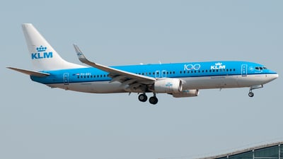 PH-BXL - Boeing 737-8K2 - KLM Royal Dutch Airlines