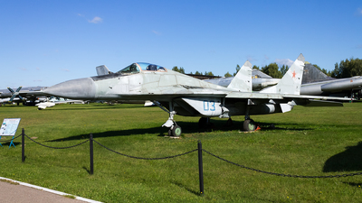 03 - Mikoyan-Gurevich MiG-29 Fulcrum - Russia - Air Force