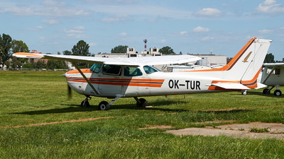 OK-TUR - Cessna 172P Skyhawk II - Flying Academy