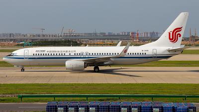 B-1418 - Boeing 737-89L - Air China Inner Mongolia
