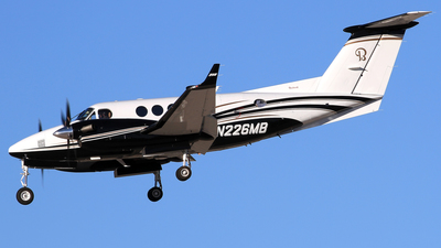 N226MB - Beechcraft B200GT Super King Air - Private