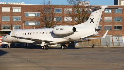 LX-GLS - Embraer ERJ-135BJ Legacy 600 - Luxaviation