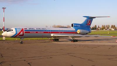 RA-85508 - Tupolev Tu-154B-2 - Ural Airlines