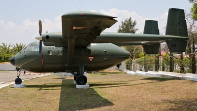3015 - IAI Arava 201 - Mexico - Air Force