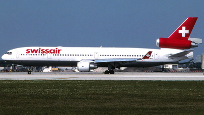 HB-IWT - McDonnell Douglas MD-11 - Swissair
