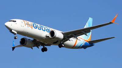 A6-FMS - Boeing 737-8 MAX - flydubai