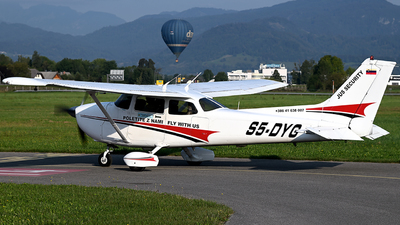 S5-DYG - Cessna 172S Skyhawk SP - Flight school Jus