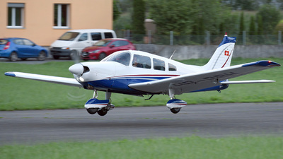HB-PBH - Piper PA-28-181 Archer II - Motorfluggruppe Fricktal