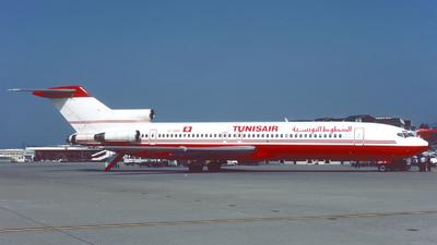 OY-SBH - Boeing 727-2B7(Adv)  - Tunisair