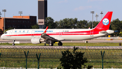 B-8438 - Airbus A321-211 - Sichuan Airlines