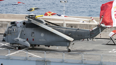 MM5012N - Sikorsky SH-3D Sea King - Italy - Navy