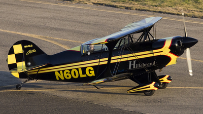 N60LG - Pitts S-2A Special - Private