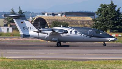 D-IPPY - Piaggio P-180 Avanti II Evo - Private