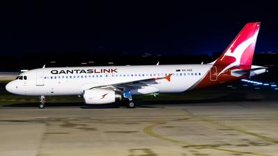 VH-VQZ - Airbus A320-232 - QantasLink (Network Aviation)
