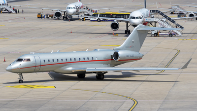 9H-VJO - Bombardier BD-700-1A10 Global 6000 - VistaJet