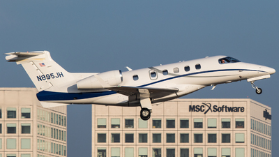 N895JH - Embraer 505 Phenom 300 - Private