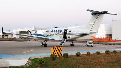PS-VIP - Beechcraft B200GT King Air 250 - Private