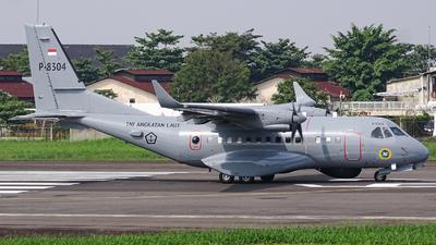 P-8304 - IPTN CN-235-220MPA - Indonesia - Navy