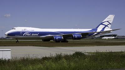 VQ-BRJ - Boeing 747-8HVF - Air Bridge Cargo