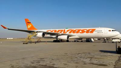 YV3507 - Airbus A340-313 - Conviasa