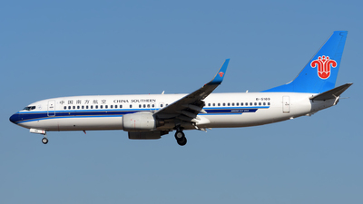 B-5189 - Boeing 737-81B - China Southern Airlines