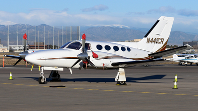 A picture of N441CR - Cessna 425 - [4250149] - © Michael Place
