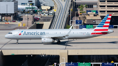A picture of N151AN - Airbus A321231 - American Airlines - © Taxi_Way_